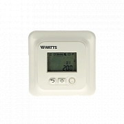 Thermostats for electrical floor heating