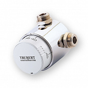 Thermostatic mixing valve T